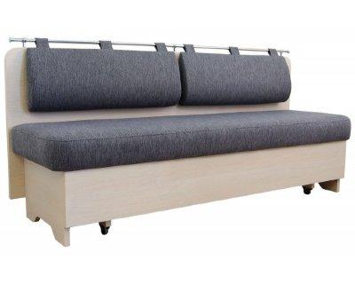 прямой кухонный диван стокгольм со спальным местом купить в интернет